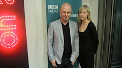 Philip Selway: Key of Life interview with Mary Anne (Extended Cut)