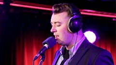 Sam Smith covers Tracy Chapman's Fast Car in the Live Lounge