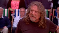 Will the renowned rock legend Robert Plant ever call it a day?
