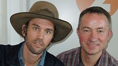 Willie Watson in session