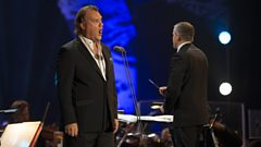 Bryn Terfel at Proms in the Park, Swansea