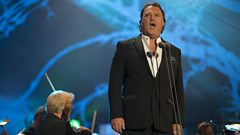 Bryn Terfel - The Impossible Dream at Proms in the Park 2014
