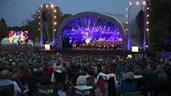 Proms at Singleton Park, Swansea
