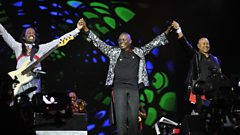 Earth, Wind & Fire at Proms in the Park, Hyde Park