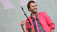 Bellowhead - Let Her Run at Radio 2 Live in Hyde Park 2014