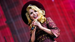 Paloma Faith on the Main Stage