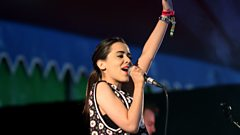 Raphaella - Motive at Bestival 2014