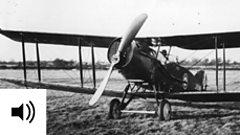 Biplane circa 1916