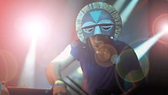 SBTRKT in conversation with Zane Lowe