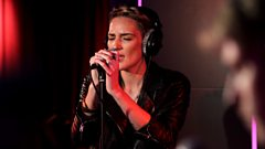 Indiana feat Rhodes covers Mr Probz's Waves in the Live Lounge