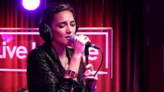 Indiana - Heart On Fire in the Live Lounge