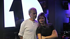 Karl Hyde from Underworld co-hosts the show with B-Traits