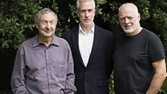 Pink Floyd talk to 6 Music's Matt Everitt