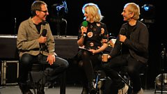 Underworld interview: 6 Music Live October 2014