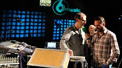 Shaun Keaveny meets Underworld