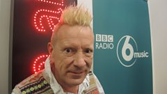 John Lydon chats to Radcliffe and Maconie