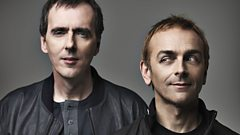 Underworld Peel Session in 2003