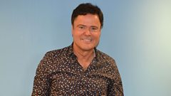 Donny Osmond chats to Graham Norton