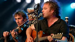 The Levellers - Live Session and Interview