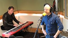 Jimmy Somerville performs live on Madeley on Sunday