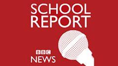 BBC News School Report logo