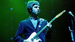 Noel Gallagher chats to Jo Whiley