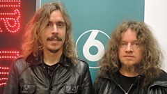Opeth in conversation with Radcliffe and Maconie