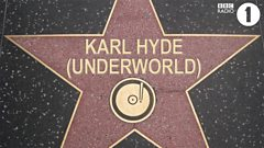 Karl Hyde (Underworld) - Hall Of Fame