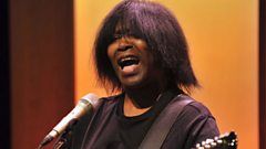 Joan Armatrading in conversation with Johnnie Walker