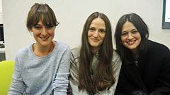 The Staves speak to Stuart Maconie