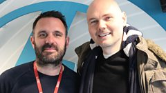 Billy Corgan chats with Shaun Keaveny
