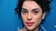 St. Vincent in conversation with Stuart Maconie