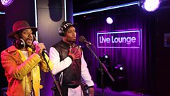 Fuse ODG - T.I.N.A in the Live Lounge