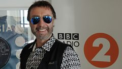 Paul Rodgers chats to Steve Wright
