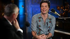 Rufus Wainwright talks about the first song he recorded