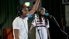 1Xtra is 10: Boy Better Know - Pirate Session (Live Lounge)