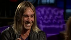 Iggy Pop on Newsnight!