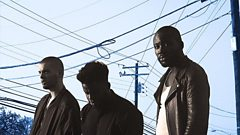 Young Fathers Xtra Talent