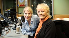 Petula Clark speaks to Clare Teal