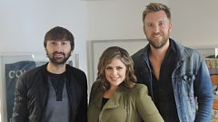 Lady Antebellum talk to Steve Wright