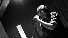 Hookworms in session at Maida Vale for Huw Stephens