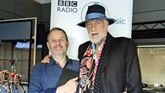 Mick Fleetwood in conversation with Mark Radcliffe
