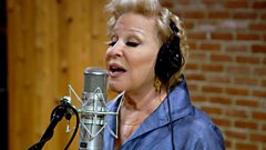 Better Midler performs Burt Bacharach's Baby It's You