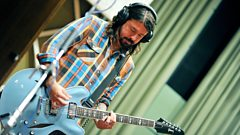 Foo Fighters chat with Jo Whiley