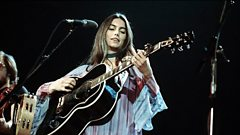 Emmylou Harris enters Michael Ball's Singers Hall of Fame