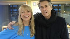 Sara Cox chats to Bryan Ferry