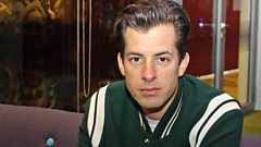 Mark Ronson in conversation with Zane Lowe