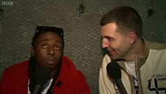 Westwood - Miami interview with Lil Wayne
