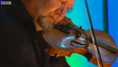Alasdair Fraser and Natalie Haas live on Archie Fisher's Travelling Folk