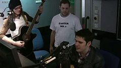 Scouting For Girls perform an unofficial Official Chart jingle!